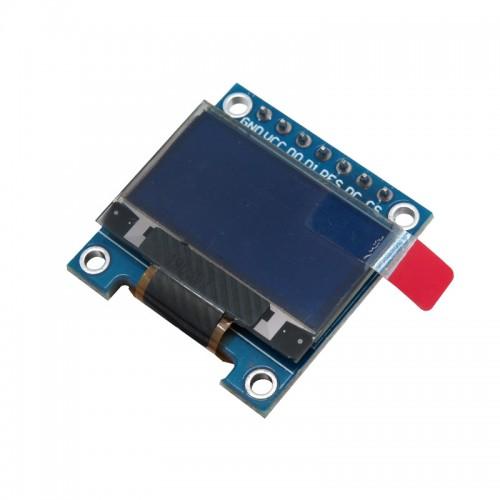 ماژول نمایشگر OLED زرد-آبی 0.96 اینچ